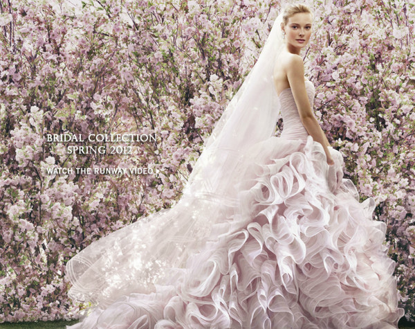 Spring bridal collection